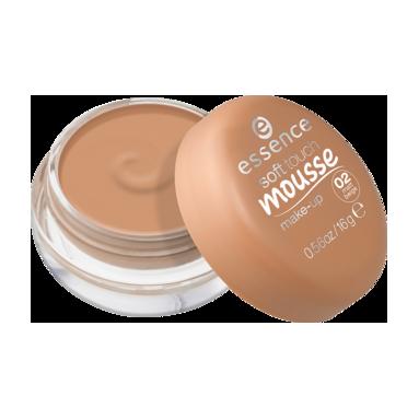 Мусс тонирующий (тон 2) beige soft touch matt mousse essence (Essence)