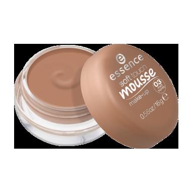 Мусс тонирующий (тон 3) honey soft touch matt mousse essence (Essence)