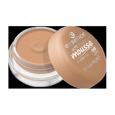 Мусс тонирующий (тон 8) vanilla soft touch matt mousse essence (Essence)