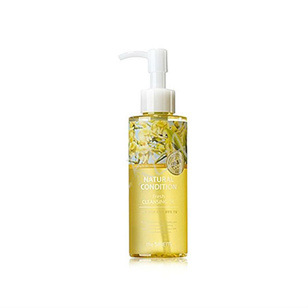 ����� ������������ natural condition fresh cleansing oil the saem (The Saem)