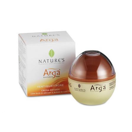 Arga �������������� ���� 24 ���� twenty four hours anti-aging cream nature's (Nature's)