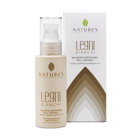Legni bianchi бальзам после бритья для чувствительной кожи nature's 60390502