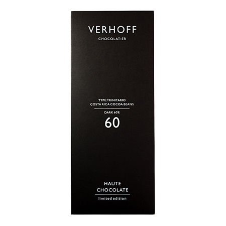 Темный шоколад 60% verhoff