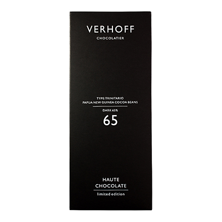 Темный шоколад 65% verhoff (VERHOFF)