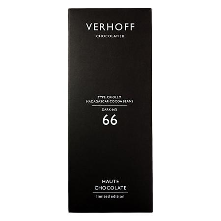 Темный шоколад 66% verhoff