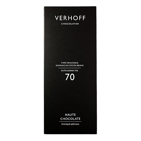 Темный шоколад 70% verhoff