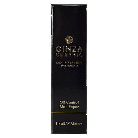 Салфетки матирующие в рулоне ginza classic (Ginza)