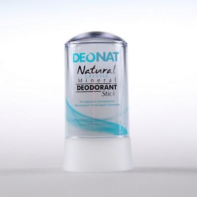 Минеральный дезодорант кристалл чистый стик 60 гр deonat (DeoNat)