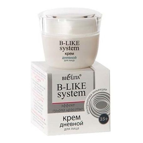 Крем дневной для лица эффект укола красоты белита - витекс альгинатные маски для лица белита