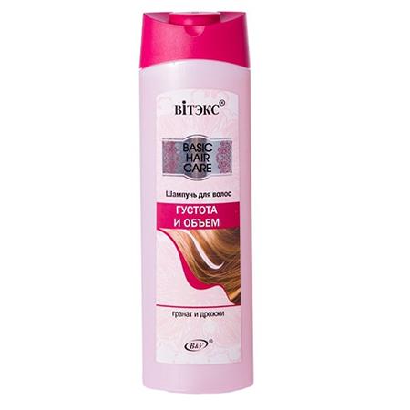 Шампунь для волос густота и объем белита - витекс (Белита -Витекс)