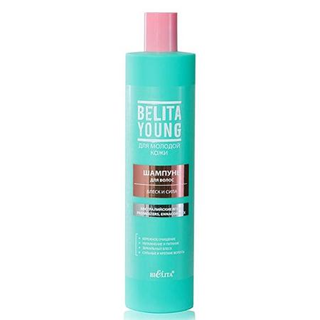 Шампунь для волос блеск и сила белита - витекс