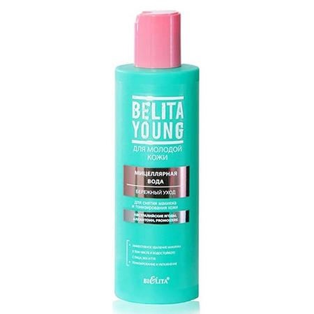 Мицеллярная вода для снятия макияжа и тонизирования кожи белита - витекс talika talika cредство для снятия макияжа с век и ресниц с протеинами 120 мл
