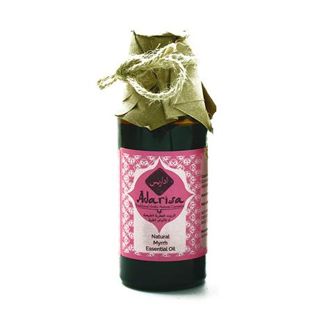 Эфирное масло смолы мирры горькой 30 мл adarisa (Adarisa)