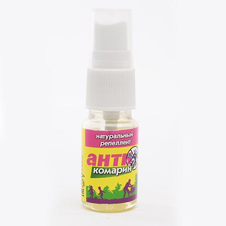 Натуральный репеллент с эфирным маслом гвоздики антикомарин эльфарма