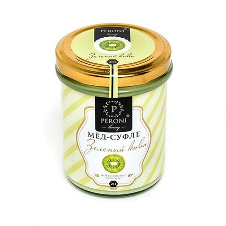 Мёд-суфле зеленый киви peroni honey