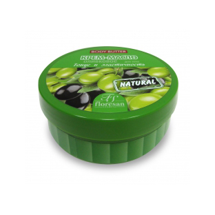 Крем-масло для тела оливковое floresan (Floresan)