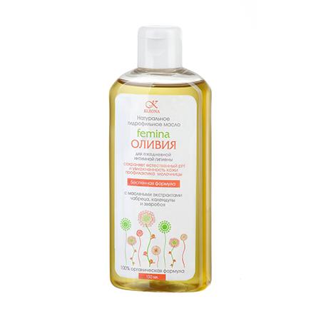 Гидрофильное масло femina оливия клеона (Клеона)