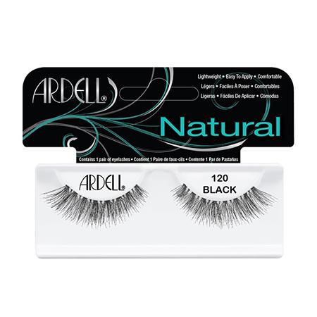 Накладные ресницы natural lashes №120 ardell
