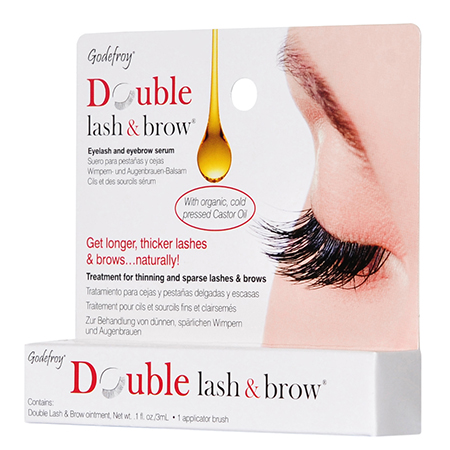 ����������� ��������� ��� ������ � ������ double lash&brow godefroy (Godefroy)