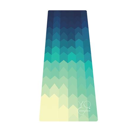 Коврик для йоги из натурального каучука america yoga