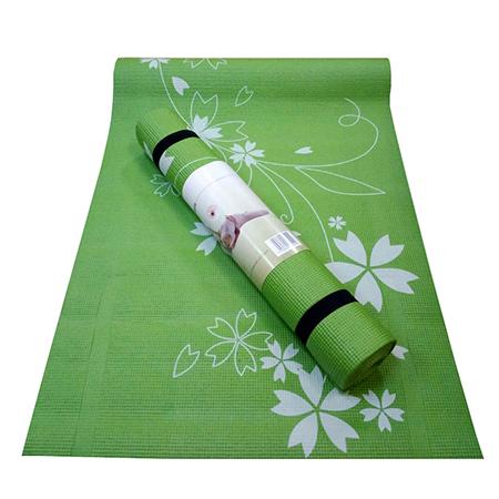 Коврик для йоги flower yoga