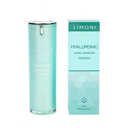 ����������������� �������� ��� ���� � ������������ �������� hyaluronic ultra moisture essence limoni (Limoni)