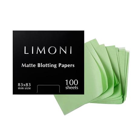 ���������� �������� ��� ����  matte blotting papers limoni (Limoni)