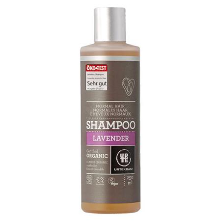 Шампунь для нормальных волос лаванда 250 мл urtekram