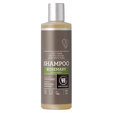 Шампунь для тонких волос розмарин 250 мл urtekram