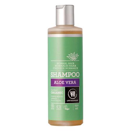 Шампунь для нормальных волос алоэ вера 250 мл urtekram