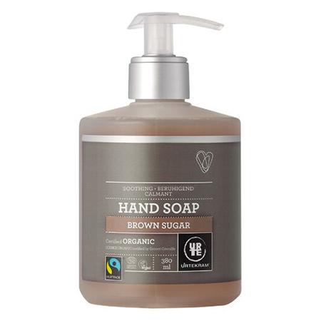 Жидкое мыло с тростниковым сахаром urtekram мыло жидкое mon platin мыло жидкое ароматическое