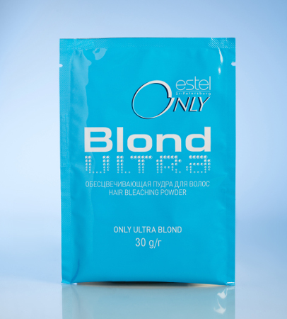 Обесцвечивающая пудра only ultra blond estel (Estel)