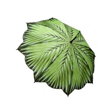 Зонт-трость пальма galleria толстовка urban classics neon college jacket black orange m