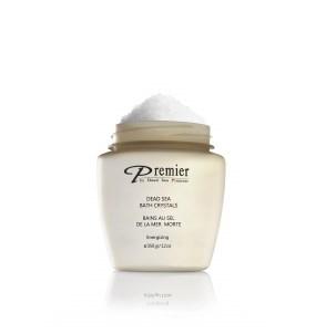 Кристаллы соли ароматические расслабляющие для ванны золото premier (Premier by Dead Sea)