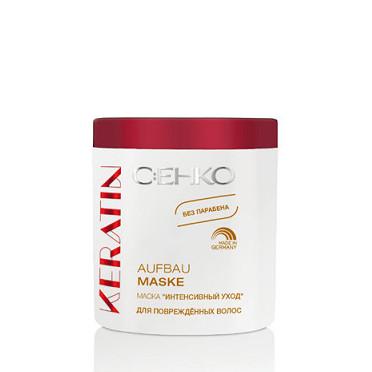 Маска восстанавливающая для повреждённых волос keratin c:ehko (C:EHKO)