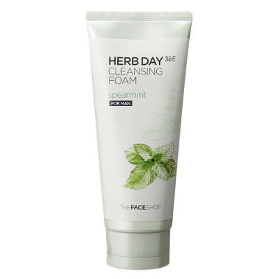 ����� ��� �������� � ���������� ���� ��� ������ herb day 365 the face shop (The Face Shop)
