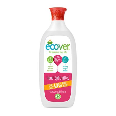 Экологическая жидкость для мытья посуды гранат 500 мл ecover 5142