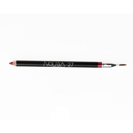Карандаш для губ lip pencil with applicator (тон 27) nouba карандаш для губ limoni lip pencil 27 цвет 27 variant hex name da9689