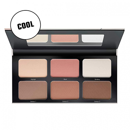 Палетка для контуринга и стробинга №1 most wanted contouring palette artdeco от DeoShop.ru
