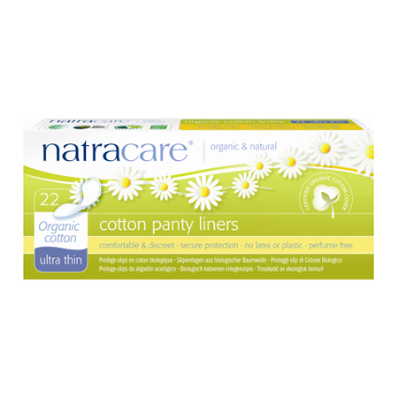 ����������� ������� ��������� panty liners ultra thin natracare (Natracare)