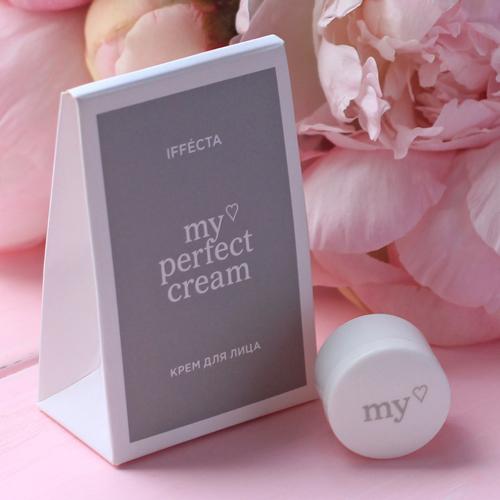 Крем против первых признаков старения my perfect cream 5мл (IFFECTA)