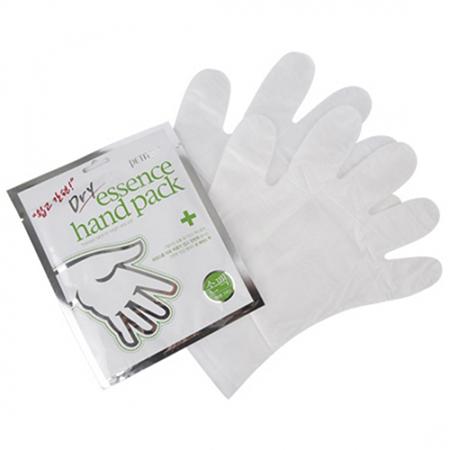Смягчающая питательная маска для рук petitfee