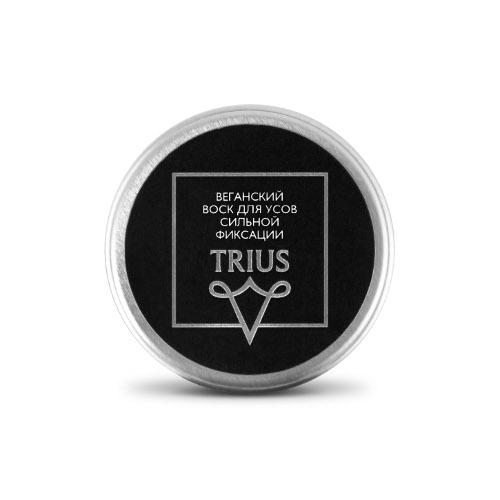 Воск для усов веганский trius воск beauty image воск в кассетах белый 145 гр