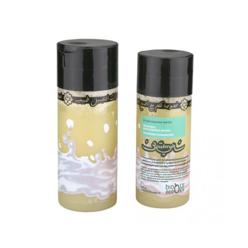 Шампунь молочная сыворотка — от потери, для жирных волос зейтун (Зейтун)