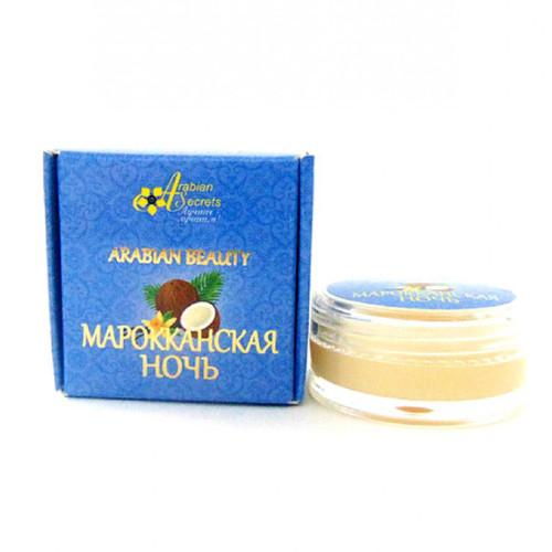 Бальзам для губ arabian beauty марроканская ночь arabian secrets (Arabian Secrets)