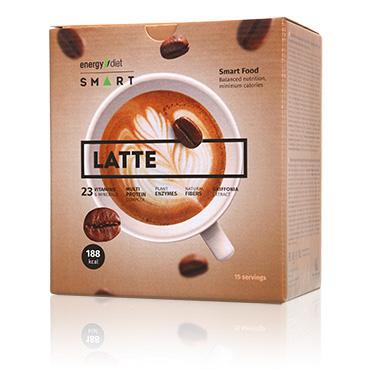 Коктейль «латте» smart energy diet недорого