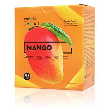 Коктейль «манго» smart energy diet energy