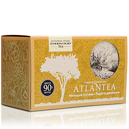 Чайный напиток для укрепления суставов atlantea (Energy Diet)