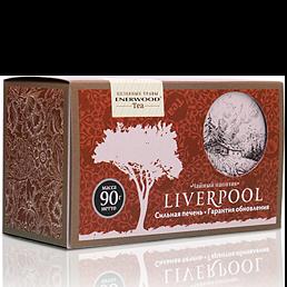Чайный напиток для очищения печени liverpool (Energy Diet)