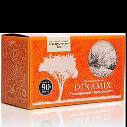 Тонизирующий чайный напиток dinamix (Energy Diet)